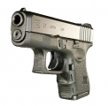 Glock 26 GEN3, 9mm, Night Sight, 10RD, PN2650501T-AGO