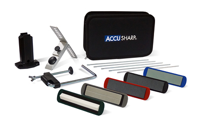 ACCUSHARP PRECISION 5 STONE KIT - Click Image to Close