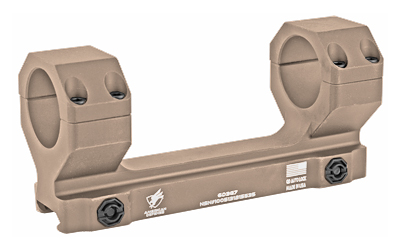 AM DEF AD-DELTA SCP MNT 30MM FDE TI - Click Image to Close