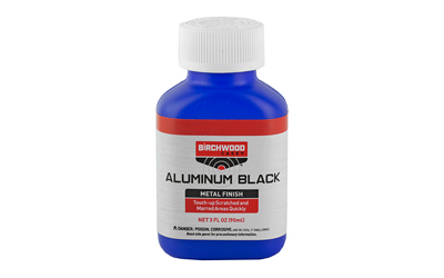 B/C ALUMINUM BLACK TOUCH UP 3OZ - Click Image to Close
