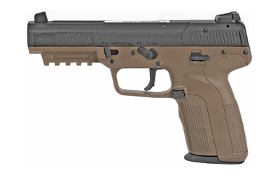 FN FIVE SEVEN 5.7X28MM 10RD AS FDE - Click Image to Close
